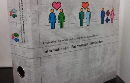 Neuer LGBT-Ordner: Lesbisch, schwul, bisexuell oder transgender?