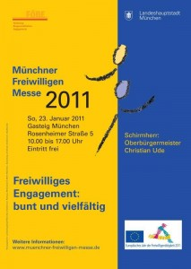 Münchner Freiwilligen Messe 2011