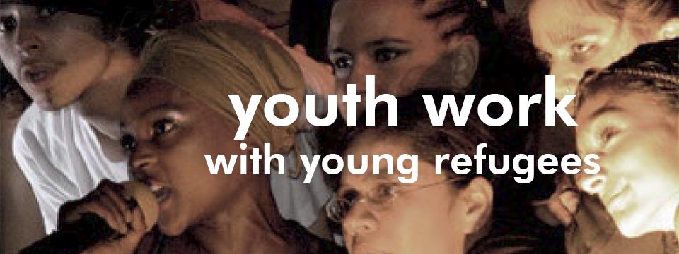 Youth work with young refugees m nchner trichter for Stellenanzeigen in munchen