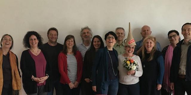 Mitgliederversammlung vom 12. April 2018