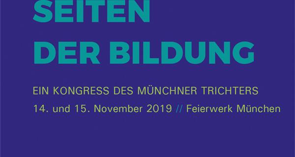 »Aufwachsen in München und die anderen Seiten der Bildung«Anmeldung zum Kongress ab sofort möglich