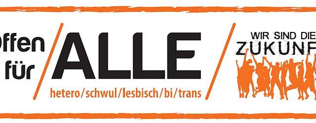 Offen für alle: LGBT-Siegel für Einrichtungen der Offenen Kinder- und Jugendarbeit