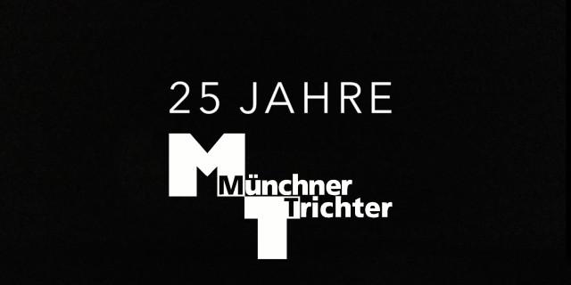 """CLIP zur Jubiläumsfeier """"25 Jahre Münchner Trichter e.V."""""""